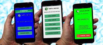 Aplikasi Antrian Android