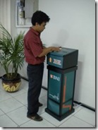 Printer Antrian BNI